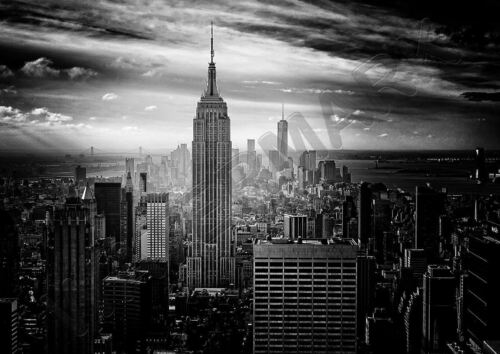 NEW YORK CITY NYC A3 ART PRINT PHOTO POSTER YF6057