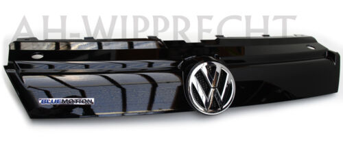 Polo 6R Bluemotion Kühlergrill Klavierlack Grill Frontgrill Original VW Tuning