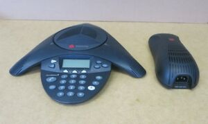 Polycom-SoundStation-2-2201-16000-601-Phone-With-Universal-Module-2201-16050-612