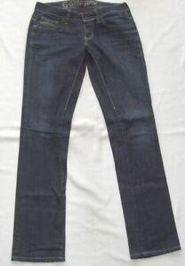 G-Star-Damen-Jeans-W32-L36-Modell-Reese-Straight-WMN-31-36-Zustand-Sehr-Gut