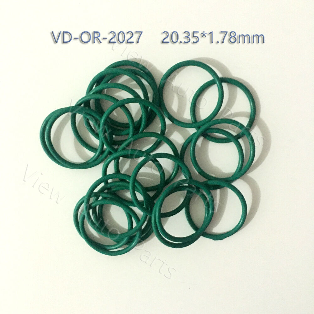 11*2mm VD-OR-2038 500pcs  For Bosch Fuel Injector Viton Orings  Size