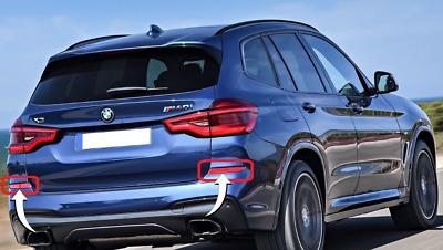 BMW GENUINE E89 Z4 SERIES NEW REAR M SPORT BUMPER LEFT N//S REFLECTOR 7843527