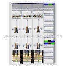 Hager Zählerschrank 6 Zähler und Verteiler 1400 mm +SLS