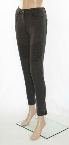 ex-Branded Super Stretchy Skinny Biker Casual Jeans