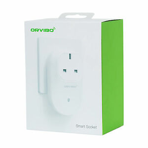 ORVIBO-WiFi-Smart-Plug-Presa-di-corrente-senza-luce-necessaria-ALEXA-Google-Home-compatibile