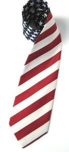 2afc9cb3b90d American Flag Neck Tie USA Patriotic NeckTie Stars and Stripes Men's ...