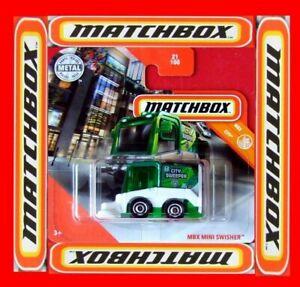 MATCHBOX-2020-MINI-SWISHER-21-100-NEU-amp-OVP