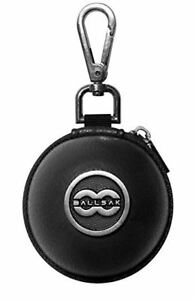 NEW-Ballsak-Pro-Black-and-Silver-Clip-on-Cue-Ball-Case-2-25-034