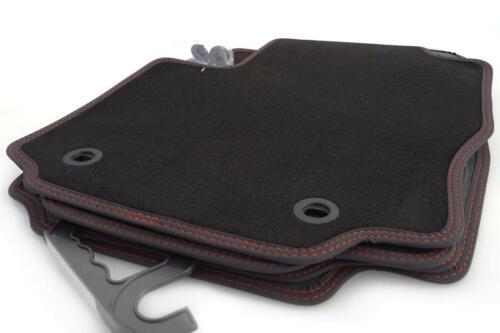 Fußmatten Ford Mondeo mk4 Turnier BA7 Original Qualität Premium Automatten NEU