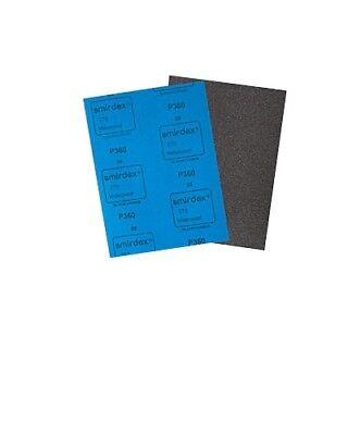MATADOR Nassschleifpapier P60 10Stück //Wasserschleifpapier