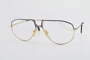 NEOSTYLE-Haute-Couture-Brille-Academic-420-399-Eyeglasses-Frame-Vintage-Aviator