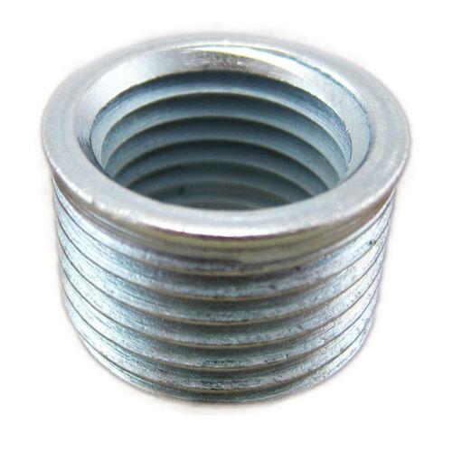 10 Pack Time-Sert 04141 3//4-14 Taper Pipe Zinc Insert