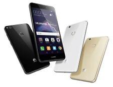 SMARTPHONE HUAWEI P8 LITE 2017 BLACK NO BRAND - RAM 3 GB - GARANZIA ITALIA