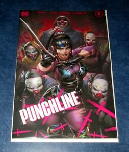 PUNCHLINE-special-1-one-shot-DERRICK-CHEW-exclusive-variant-1st-print-DC-2020