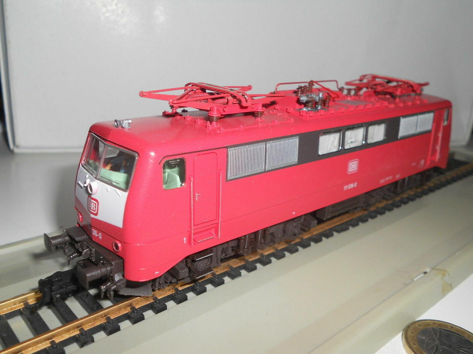 Fleischmann Beautiful Locomotive DB 111 036-0 h0 4347 905015 scale