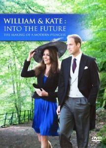 William-amp-Kate-Into-The-Future-DVD-2010-Region-2