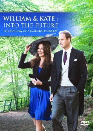 William & Kate : Into The Future ( DVD, 2010 ) Region 2