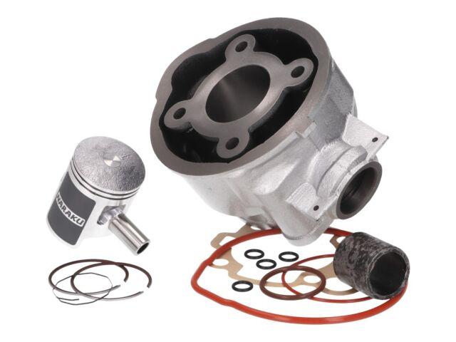 Cylindre 50ccm LC pour minarelli am6 Aprilia RS BETA RR YAMAHA DT Rieju Peugeot