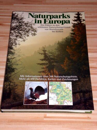 1 von 1 - Naturparks in Europa - Ein Führer zu den schönsten Naturschutzgebieten von Skand