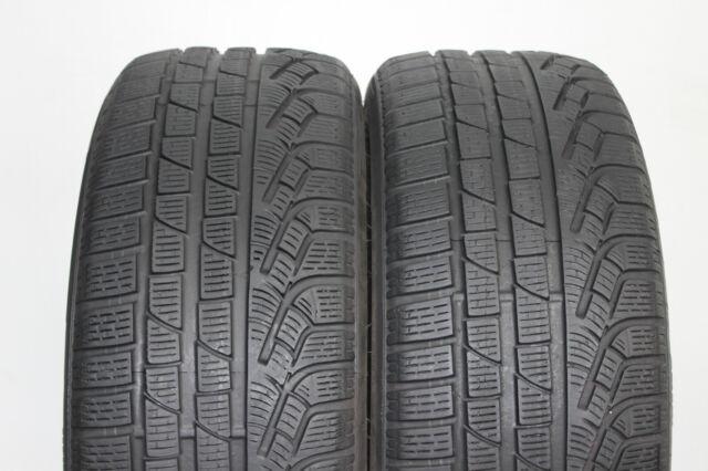 2x Pirelli Winter 240 Sottozero 235/45 R18 98V XL M+S, 6,5mm, nr 6494