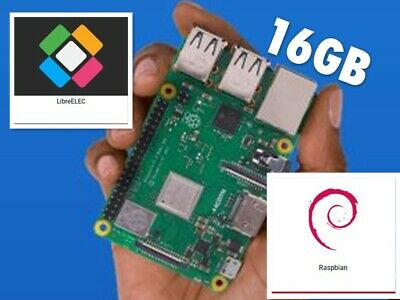 16 Gb micro SD For Raspberry Pi 4 /3B+ / 3A+/3B With NOOBS v3 2 OS(Ready To  Use)   eBay