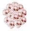 miniature 7 - 10x-Confettis-Latex-Ballons-Or-Rose-Helium-Anniversaire-Mariage-Decorations-de-fete