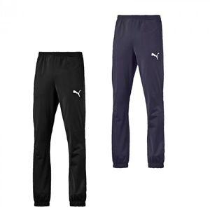 Details zu Puma Herren Trainingshose Sporthose Jogginghose mit verschließbaren Taschen