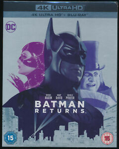 EBOND Batman Returns 4K ULTRA HD + BLU-RAY D280010
