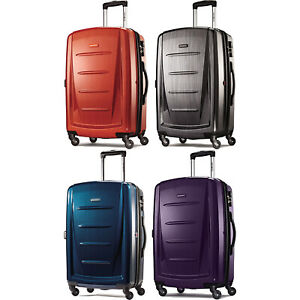 Samsonite-Winfield-2-Fashion-24-Inch-Hardside-Spinner-Luggage-Suitcase-4-Colors