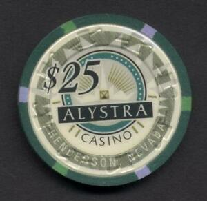 outlet sale shop $25 ALYSTRA CASINO  Henderson  NV house chip ...