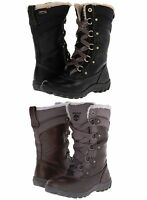 Timberland Womens Mount Hope Mid Lace Up Waterproof Insulated Cold Weather Boots