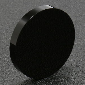 48mm-Black-Obsidian-Scrying-Mirror-Crystal-Gemstone-Rock-Stone-Home-Decor