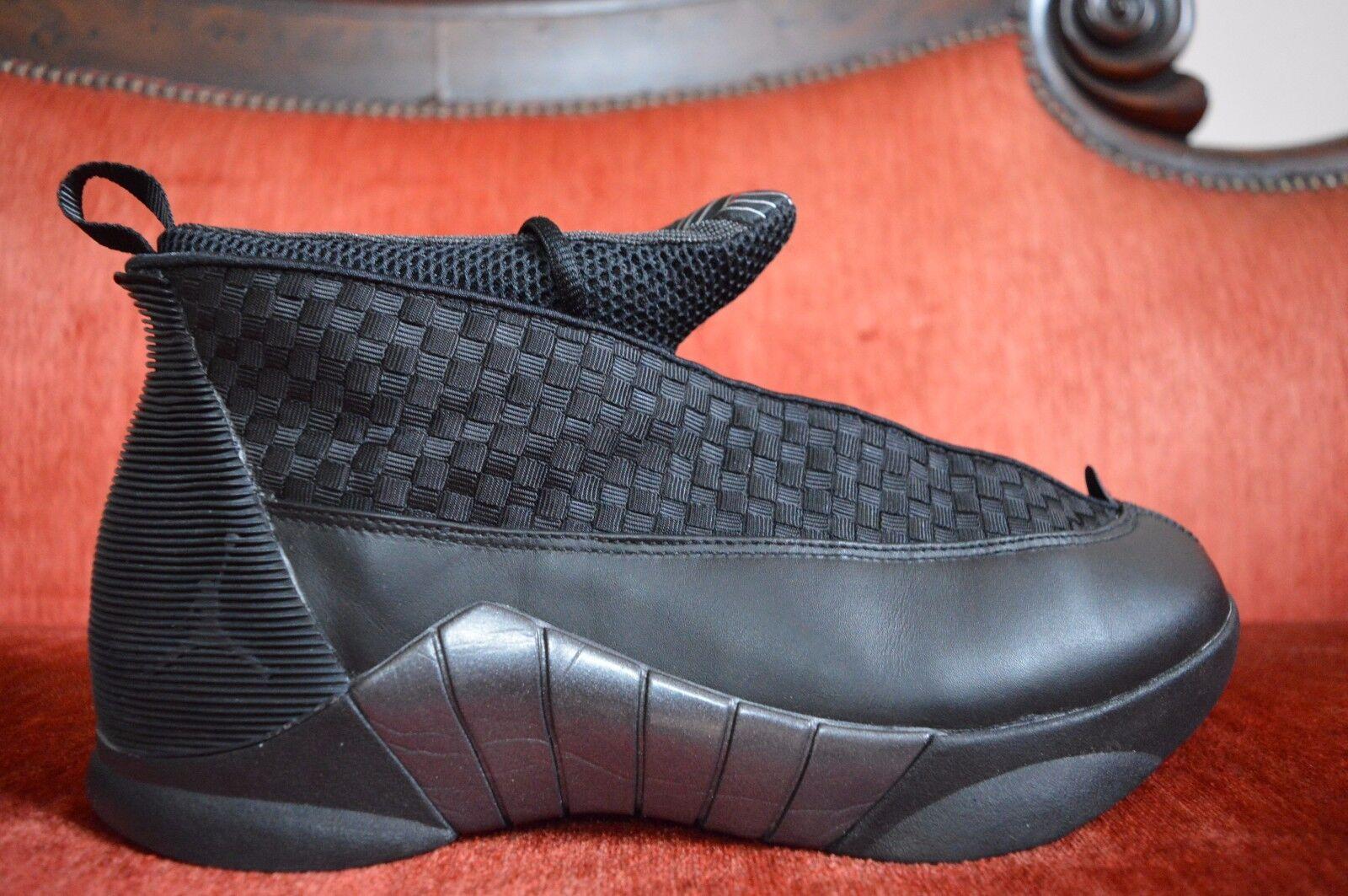 WORN ONCE 2018 Nike Air Jordan XV Comfortable best-selling model of the brand