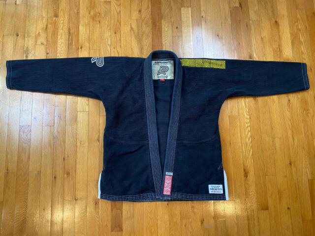 Black New Tatami Zero G V3 Mens Brazilian Jiu Jitsu Gi Jiu-Jitsu BJJ