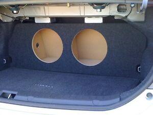 For a 02-16 Toyota Camry SE Custom Sub Enclosure Speaker Subwoofer Box