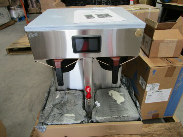 a630a8a27 CURTIS G4 THERMO PRO 1 GALLON TWIN BREWING SYSTEM #G4TP1T10A3100 +  ACCESSORIES