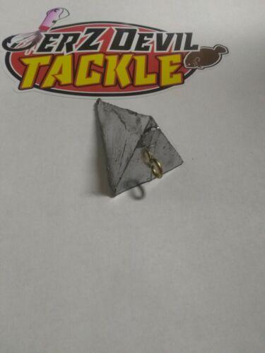 3 sided 4oz Pyramid 6//12//25//50//100 Free Ship
