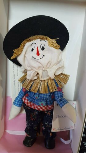 "Madame Alexander Wizard Of Oz Scarecrow 8"" Doll NIB 13230"