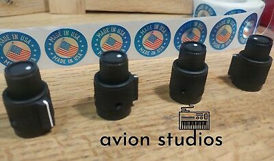 243022-001 RB67-2A-DC+1 Rogan Dual Concentric With Deep Core Knob STVS Equip