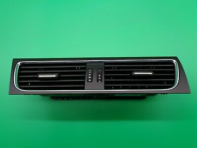 Genuine New Dashboard Louver Airvent Left For Audi Q5 8R1820901G WVF  Black