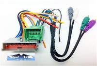 Ford Radio Wire Harness W Rca Amp Premium Stereo Fd-a