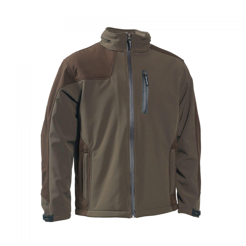 Deerhunter 5091  Argonne Softshell chaqueta  381-caen Leaf, tamaño 3xl