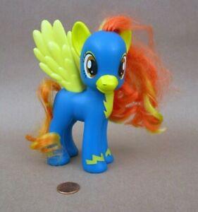 "My Little Pony Wonderbolts ""Spitfire"" Friendship is Magic Series, 6"" Tall, MLP"