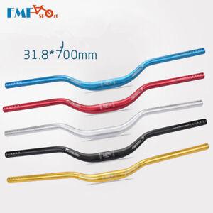 MTB-Mountain-Bike-Bicycle-Riser-Bar-Handlebar-Aluminum-Handlebars-31-8-700mm