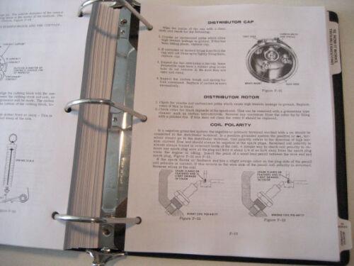 CASE 580CK Loader Backhoe Service Manual Repair Shop Book NEW with Binder