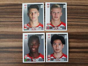 Erling-Haaland-Haland-Rookie-Sticker-Panini-Osterreich-2019-2020-extra-Sticker