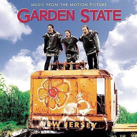 1 of 1 - Garden State Original Motion Picture Soundtrack CD VG Condition