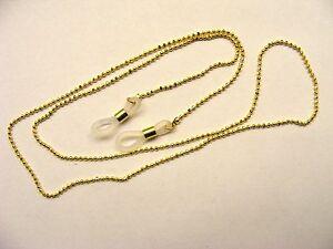 feine-goldene-facettierte-Brillenkette-Kugelkette-aus-Metall-nickelfrei