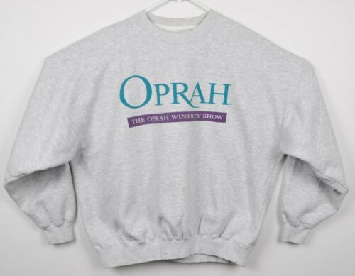 Vintage 90s Oprah Winfrey Show Adult XL Heather Gr