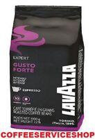 24 KG. CAFFE LAVAZZA  IN GRANI MISCELA ESPRESSO INTENSO GUSTO FORTE -ORIGINALE-